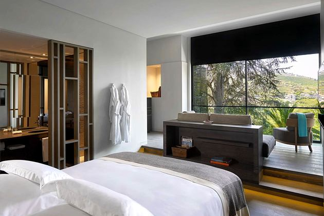 Deluxe room at Six Senses Douro Valley Portugal