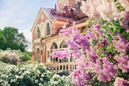 Exterior at Hotel J Sweden