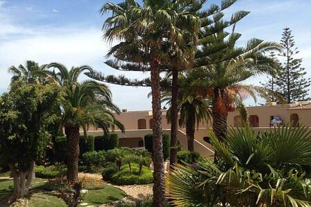 Gardens at Vilalara Thalassa Resort, Portugal