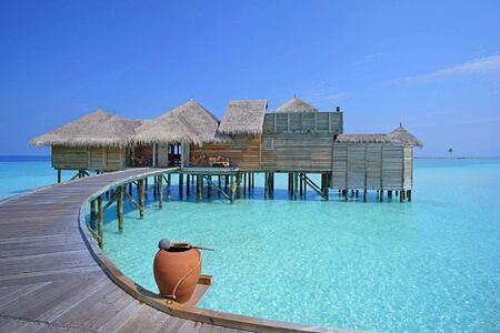 Gili Lagoon Residence at Gili Lankanfushi Maldives