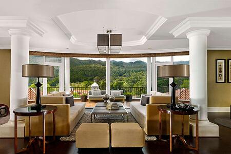 Imperial suite at Penha Longa, Portugal