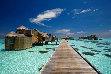Jetty 2 at Gili Lankanfushi Maldives