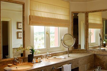 Junior Suite Bathroom at Villa Padierna Spain