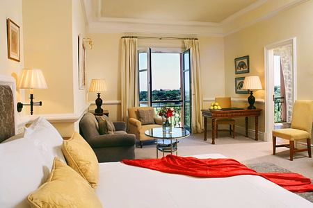 Junior Suite at Villa Padierna Spain