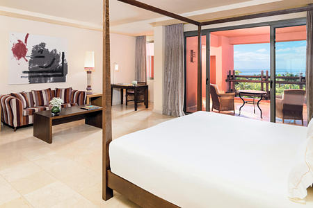 Junior suite at Abama Golf and Spa Resort Tenerife