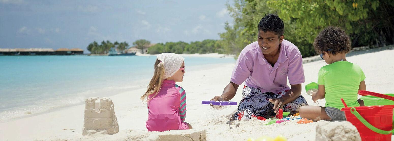Kids Club at Hideaway Beach Resort Maldives