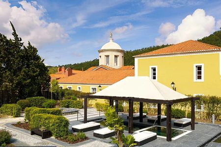 Overview Spa and Wellness at Penha Longa, Portugal