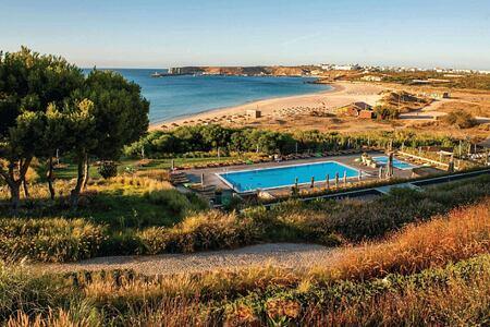 Panoramic view at Martinhal Resort, Portugal