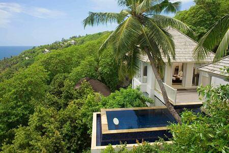 Pool Villa at Banyan Tree Seychelles