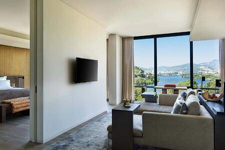 Quinta Panorama Suite at Six Senses Douro Valley Portugal