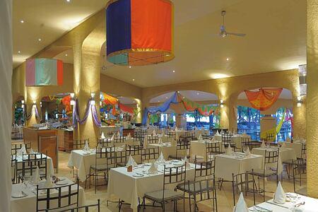 Restaurant at Le Mauricia Mauritius