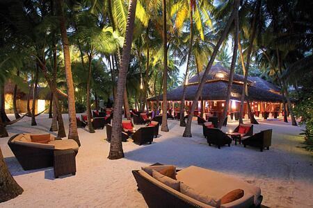Sails Bar at Baros Maldives