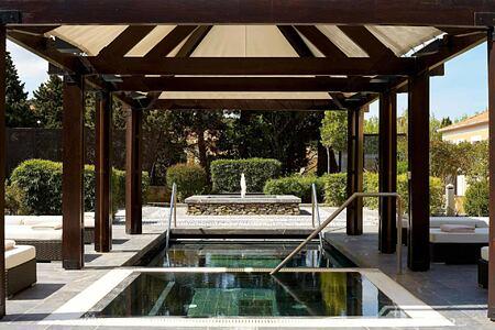 Spa Pool Gazebo at Penha Longa, Portugal