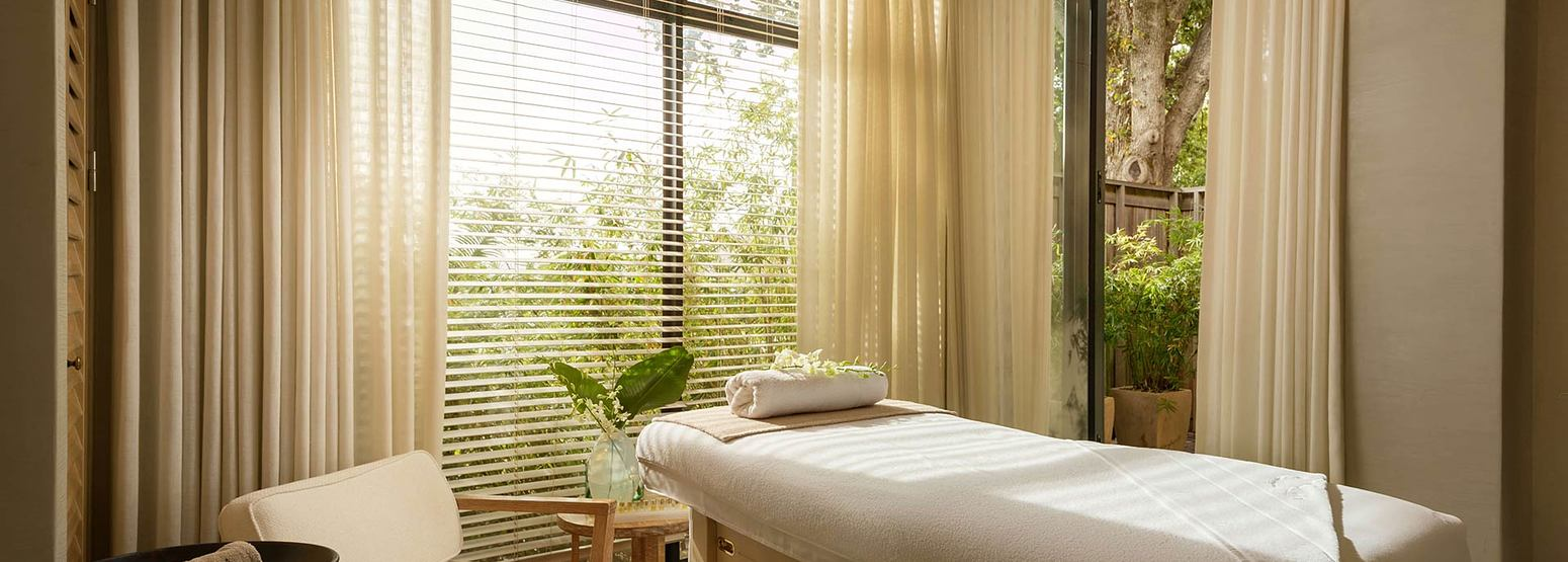Spa Treatment Room at Delaire Graff South Africa