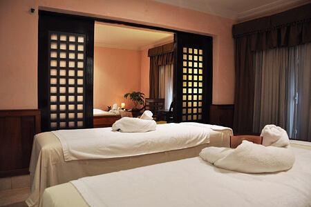 Spa at Hotel Saratoga Cuba