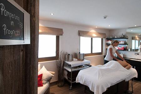 Spa at The Lodge Switzerland