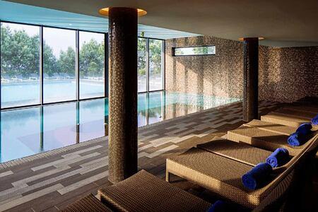 Spa pool at Monchique Resort Portugal