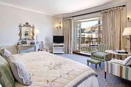 Table Mountain Luxury room at Cape Grace Hotel South Africa