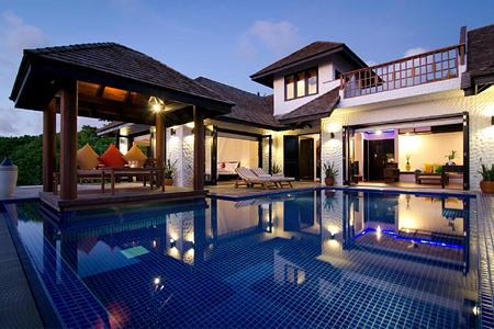 Two Bedroom Family Villa with Pool at Hideaway Beach Resort Maldives