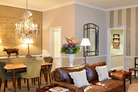Two Bedroom Suite at Cape Grace Hotel South Africa