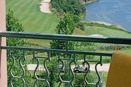 View from Villa Padierna Spain