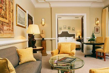 Suite at Villa Padierna Spain