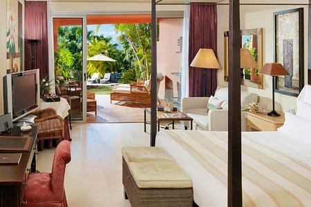 Villa and Tagor downstairs Deluxe Room at Abama Golf and Spa Resort Tenerife