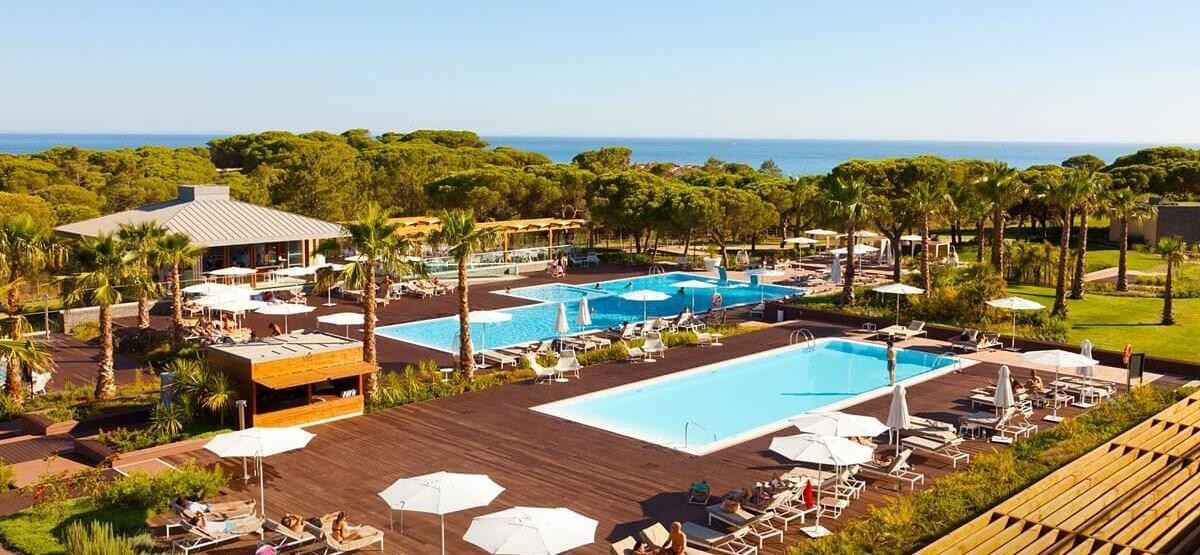 Resort view at Epic Sana Portugal