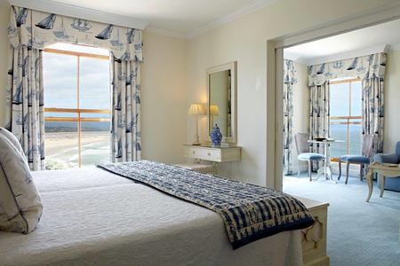 sea view suite at the Plettenberg South Africa