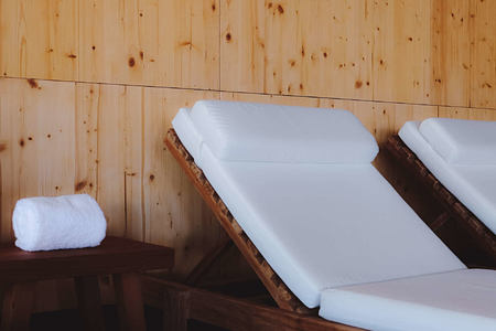 spa beds at Feelviana, Portugal