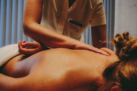 Relaxing spa treatment at Feelviana Portugal