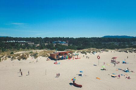 The beach at Feelviana Portugal