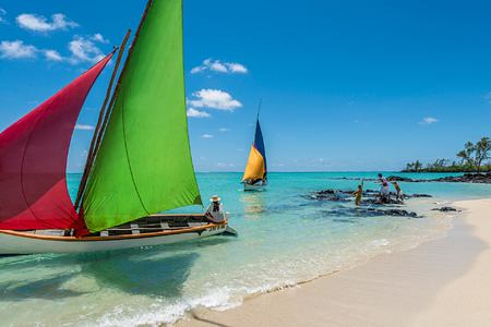 watersports and yachts at Anahita Mauritius