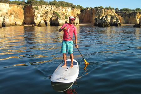 watersports at Monchique Resort Portugal