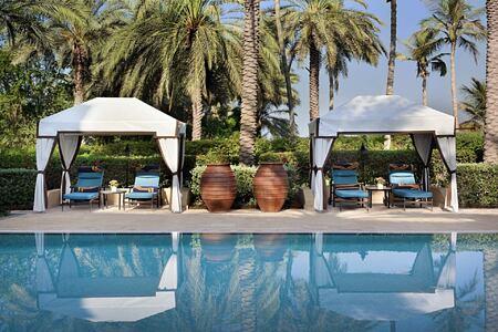 Adult Quiet Pool at The Royal Mirage Dubai