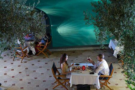 Argo Restaurant at Elounda Gulf Villas and Suites Crete