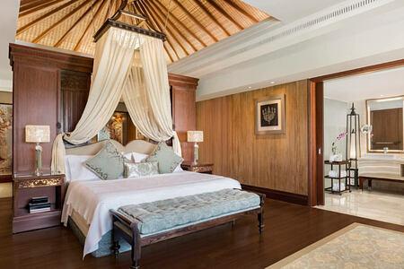Astor Suite at St Regis Bali Indonesiae