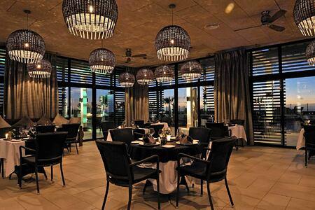 Atlantique Restaurant at Sofitel Thalassa Agadir Morocco