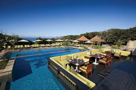 Ayoba Pool at Zimbali Coastal Resort South Africa