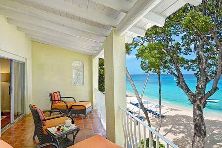 Balcony at Tamarind Barbados