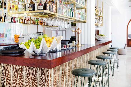 Bar at Esplendido Hotel Majorca