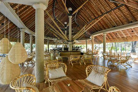 Bar at Le Canonnier Mauritius