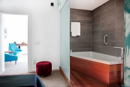 Bathroom at Esplendido Hotel Majorca