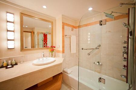 Bathroom at The House Barbados
