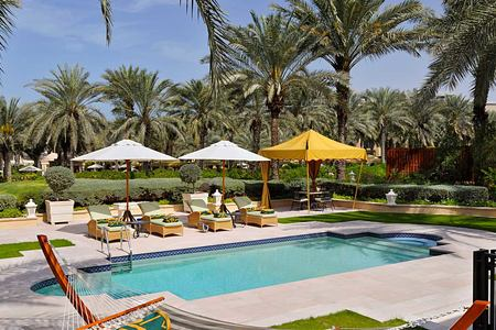 Beach Garden Villa at The Royal Mirage Dubai