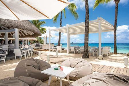 Beach Restaurant La Kaze at Constance Belle Mare Mauritius