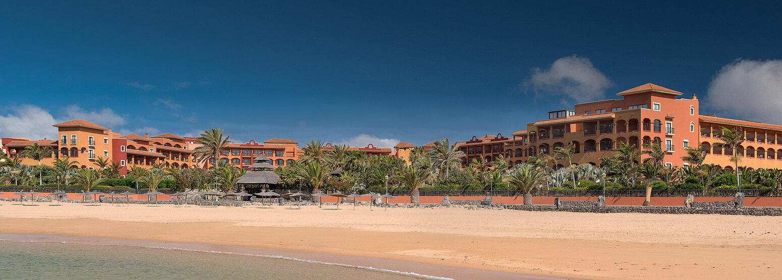 Beach at Sheraton Fuerteventura Spain