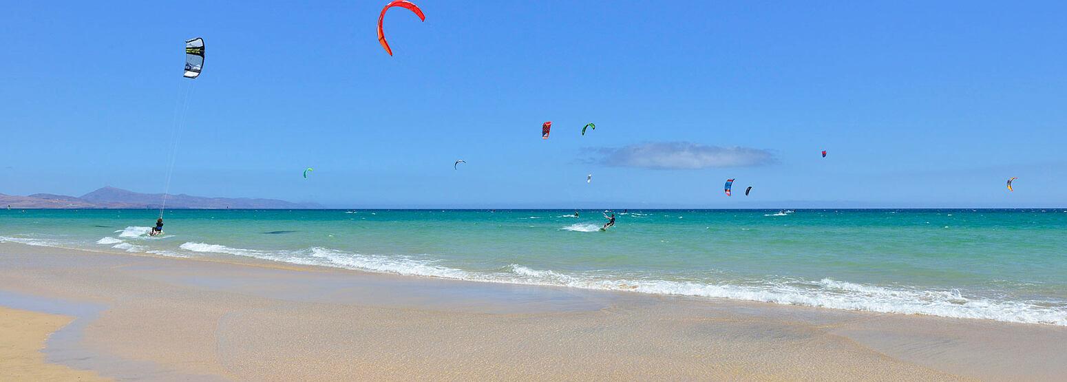 Beach at Sol Beach House Fuerteventura