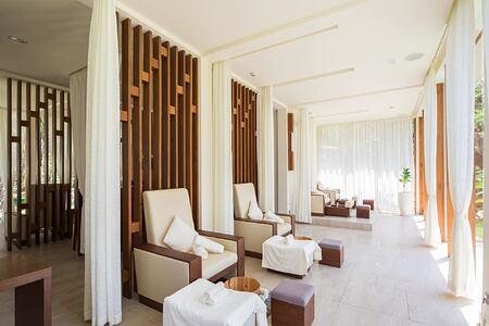 Beauty salon at Fusion Resort Cam Ranh Vietnam