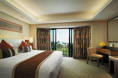 Bedroom 3 at Shangri la Rasa Ria Borneo Malaysia